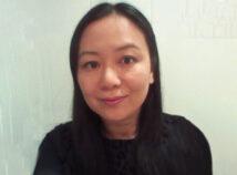 Headshot of faculty member Fei Yang looking directly at the camera